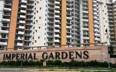 Emaar Imperial Gardens – Ready to move 3BHK Homes in 1 Cr.