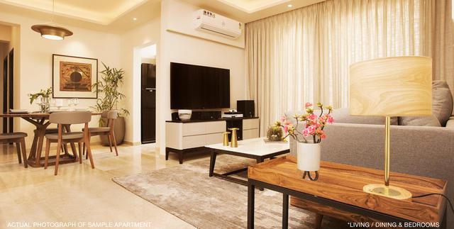 Godrej Oasis 2 3 BHK Luxury Residences in Gurgaon