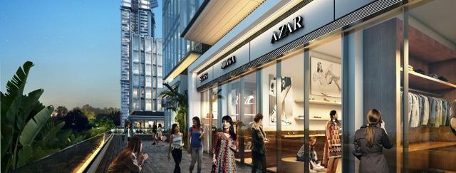 M3M PRIVE73 Luxury Retail Space in Sector 73 Gurugram