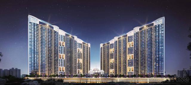 Paradise Group Sai Worlds Commercial Space Sale Panvel Navi