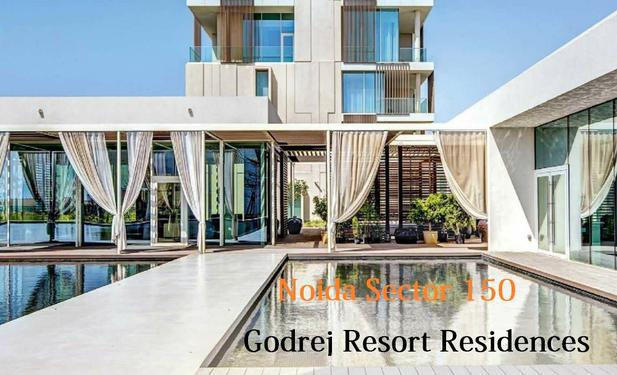 Godrej Resort Residences exclusively coming at Noida Sector