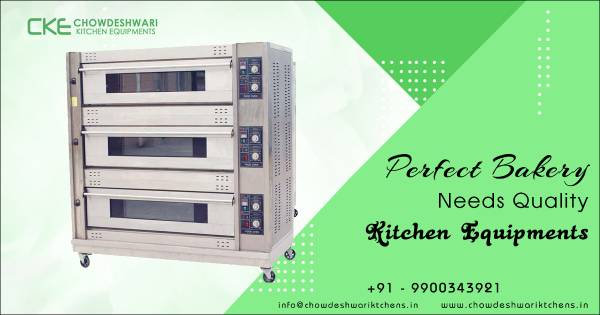 Bakery Equipment Manufacturers in Bangalore
