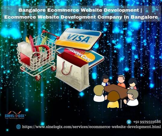 Bangalore Ecommerce Website Development | Ecommerce Website