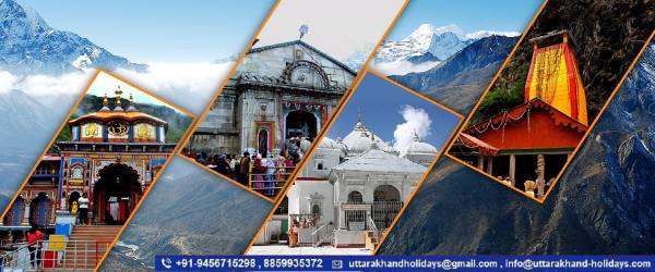 Book Char Dham Packages with Uttarakhand Holidays Pvt. Ltd