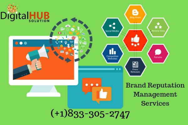 Brand Reputation Management Services in Affordable Price-