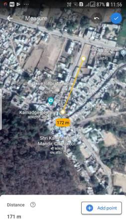 Commercial Land In Chitrakoot, Madhya Pradesh, India
