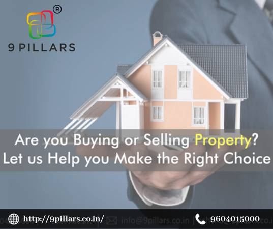 Flats For Sale in Nagpur- 9PILLARS