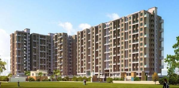 Ganga Amber | Buy 1 & 2 BHK Apartments in Tathawade