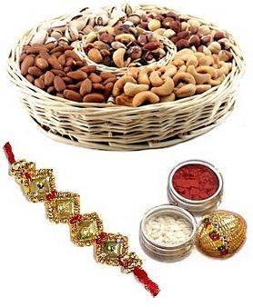 Rakhi Gifts To Ahmedabad