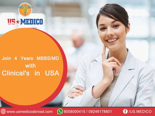 Study MBBS in USA's Top Medical Schools | MBBS Admission