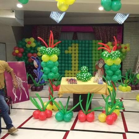Top Balloon Decorator Services In North Delhi