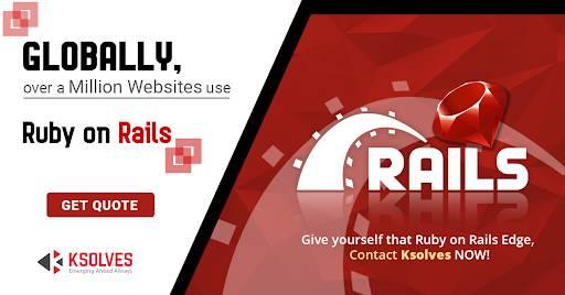 Top RoR Web Development Company in USA