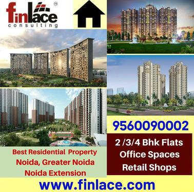 2 3 Bhk Flats in Noida Residential Apartments in Noida