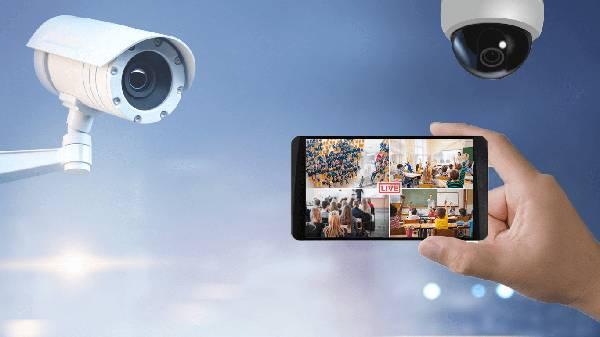 School CCTV Surveillance System