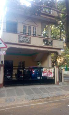 1BHK HOUSE FOR RENT Ground floor with Dining Hall at 4th Bl