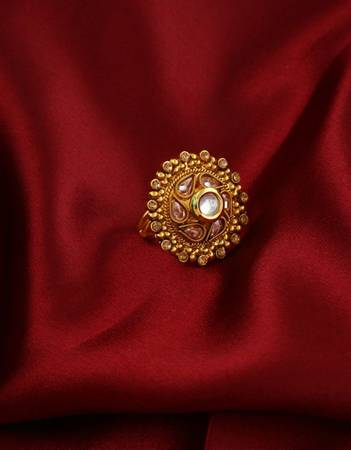 Buy Latest Collection of Gold Rings for Girls at Lowest