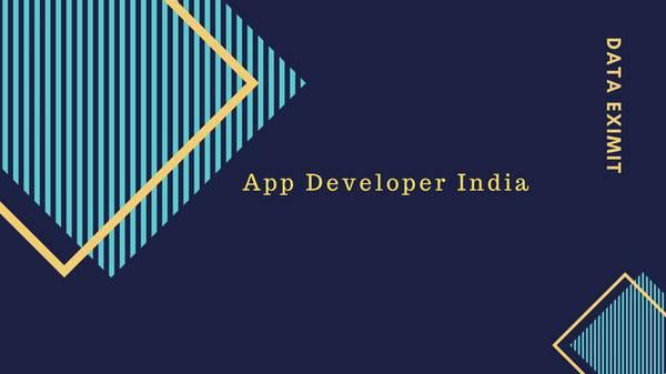 App Developers India