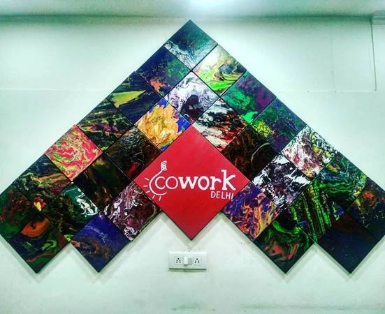 Best coworking Shared Office space in Delhi