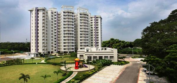 Eldeco Eternia – Ready to move 3BHK+Store Flat in Madiyon