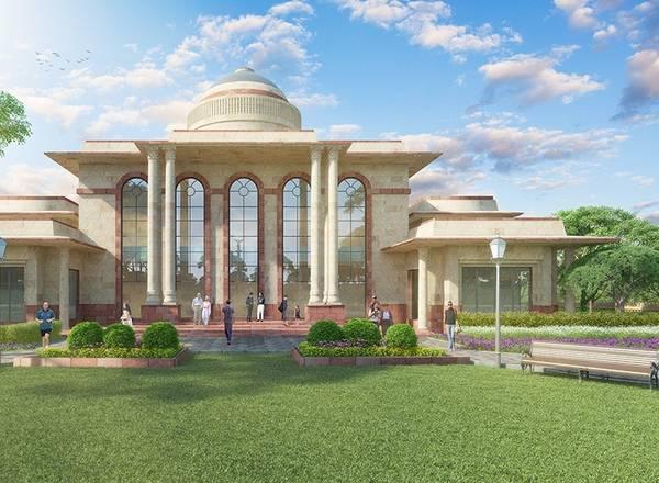 Eldeco Regalia – Luxury Expandable Villas off IIM Road