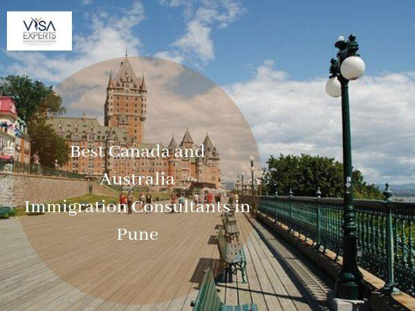 Best Canada and Australia Immigration Consultants in Pune