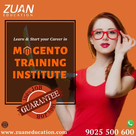 magento training institute in chennai