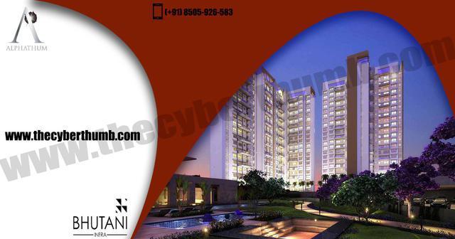 Buy Beautiful Property in Cyberthum Noida