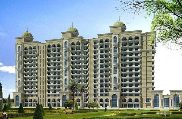 Purvanchal Kings Courts – Ultra Luxury Homes near Sahara