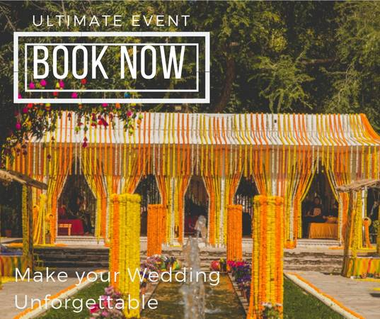 Wedding Planner in Udaipur- Ultimate Event