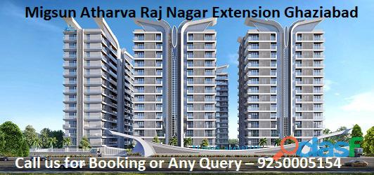 1 BHK Flats/Apartments for Sale in Migsun Atharva Ghaziabad