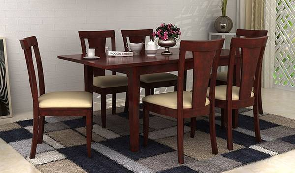 Buy Extendable Dining Table Set Online at Best Price