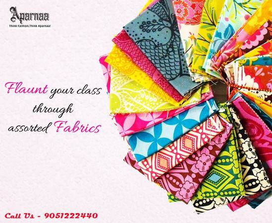 Buy ethnic wear from best fabric shop