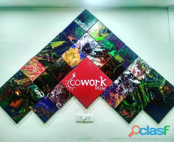 Cheap Co working Space in Delhi