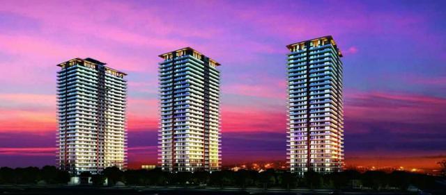 MAHINDRA LUMINARE 3 4 BHK apartments penthouses starting