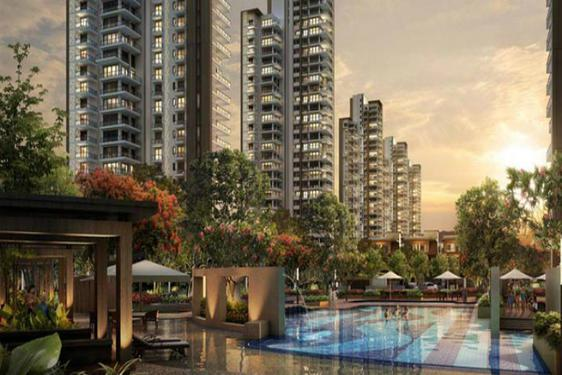 Puri Emerald Bay Ready to move 23BHK Apartments in 1 08 Cr