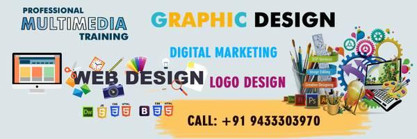 Web & Graphic Design   Multimedia Training  Digital