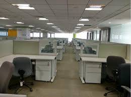 sq ft Plug & Play Office available for rent at mg road