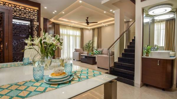 3 Bhk Apartment Rent Emaar Palm Gardens Sector 83 Gurgaon