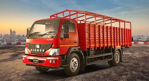 Eicher Best Light & Medium Duty Haulage Trucks in India