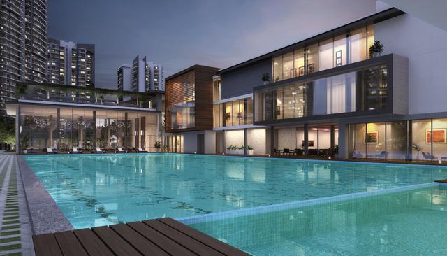 Meridien by Godrej Properties 4 Bhk