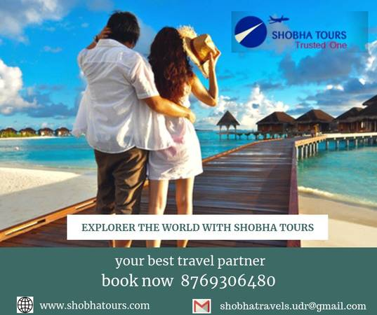Travel Agency in Udaipur-ShobhaTour