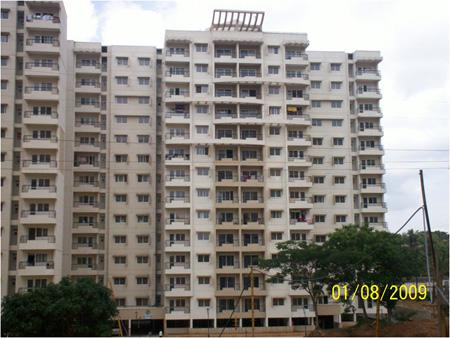 3 Bedroom Flat For Sale In Mantri Tranquil