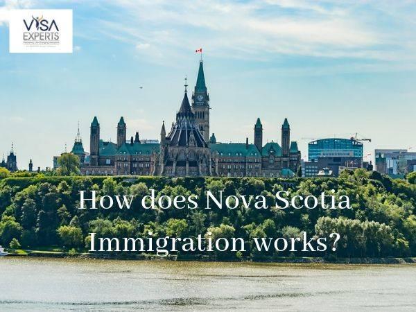 How does Nova Scotia Immigration works?