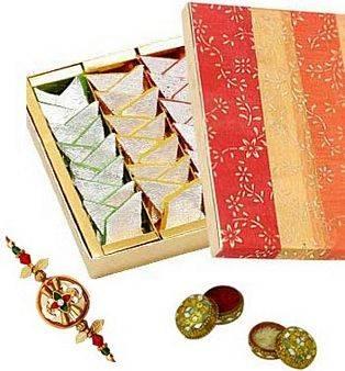 Rakhi Gifts To Lucknow