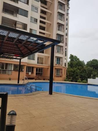 Salarpuria Splendor 3 BHK Apartment for rent at Old Airport