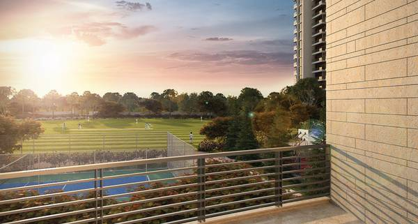 Sobha City: 3 BHK + Servant Apartments in Gurgaon