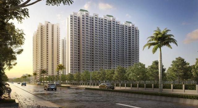 ATS Happy Trails 2 3 BHK Study Inspirational Homes