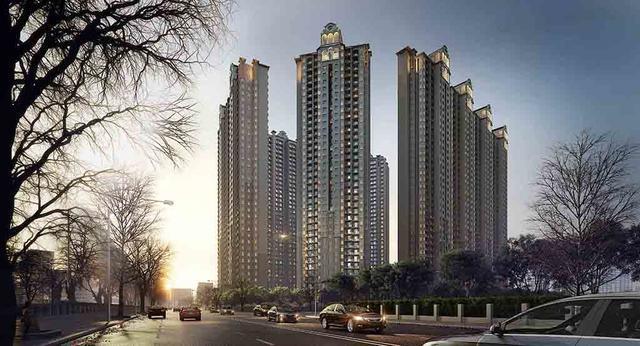 ATS Picturesque Reprieves 3 BHK 4 BHK Luxurious Apartments