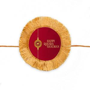 Buy Personalized Rakhi for your Brother