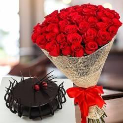 midnight bouquet delivery in chennai - yarrowkart.com